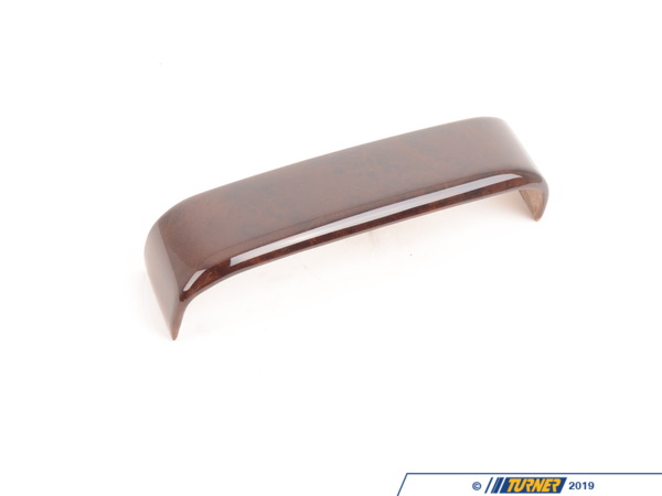 T#104566 - 51438166630 - Genuine BMW Wood Strip F Right B Column - 51438166630 - Genuine BMW -