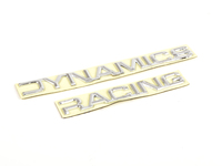 Racing Dynamics Rear Deck Emblem