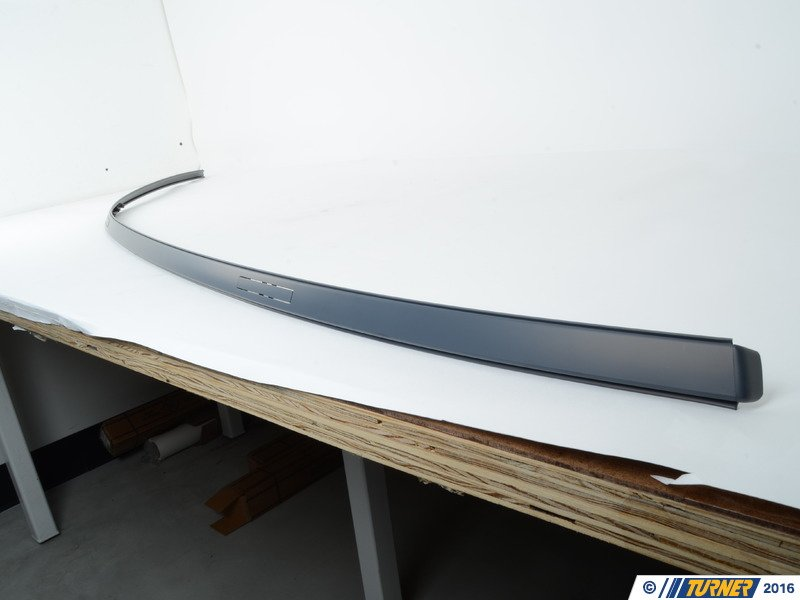 T#220599 - 51137410314 - Genuine BMW Roof Molding Prime-Coated Ri - 51137410314 - Genuine BMW -
