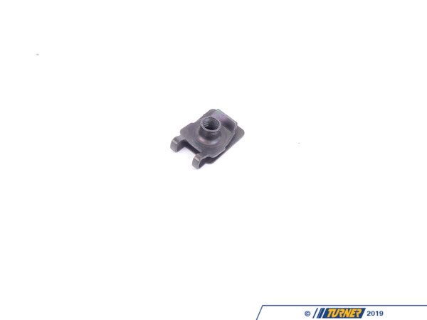 T#31442 - 11127565497 - Genuine BMW Clip Nut - 11127565497 - Genuine BMW Clip Nut - This item fits the following BMW Chassis:E70 X5,E82,E83 X3,E85,E86,E89 Z4,E90,E92,E93,F10,F25 X3Fits BMW Engines including:N51,N52,N52N - Genuine BMW -