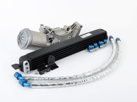 E36 323/325/328/M3 Turner Motorsport Oil Cooler Kit - Stage 2 with Euro Oil Cooler