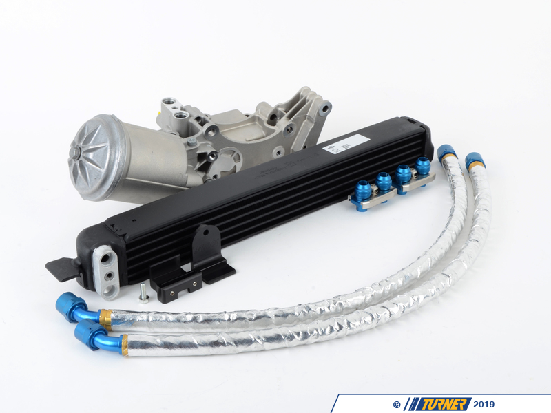 Tms1382 E36 323 325 328 M3 Turner Motorsport Oil Cooler