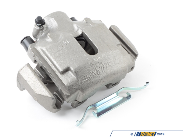 T#5716 - 34111154042R - Brake Caliper - Rebuilt - Front Right - E28 535i 535is, E24 633csi 635csi 83-89 - Centric - BMW