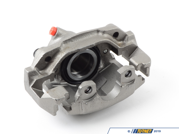 T#5715 - 34111154041R - Brake Caliper - Rebuilt - Front Left - E28 535i 535is, E24 633csi 635csi 83-89 - Centric - BMW