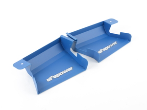 Dynamic Air Scoops - Blue
