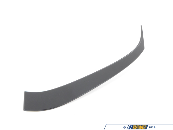 T#80341 - 51138165045 - Genuine BMW Covering Front Left Schwarz - 51138165045 - E36 - Genuine BMW -