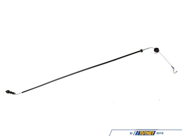 T#64755 - 35411161881 - Genuine BMW Accelerator Bowden Cable - 35411161881 - E34 - Genuine BMW -
