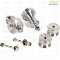 E36/E46/Z3/Z4 Turner Solid Aluminum Motor and Transmission Mount Kit