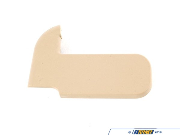 T#103433 - 51437079985 - Genuine BMW Covering Left Beige - 51437079985 - E85 - Genuine BMW -