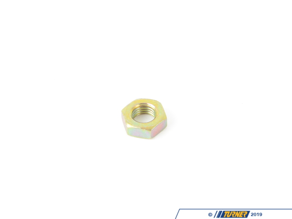 T#28333 - 07119921607 - Genuine BMW Hex Nut - 07119921607 - Genuine BMW -