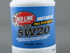 T#1133 - 1-MT5W20-Q - Red Line 5W-20 Synthetic Engine Oil - Redline -