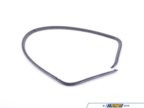 T#80345 - 51138165268 - Genuine BMW Trunk Lid Cover Gasket - 51138165268 - E38 - Genuine BMW -