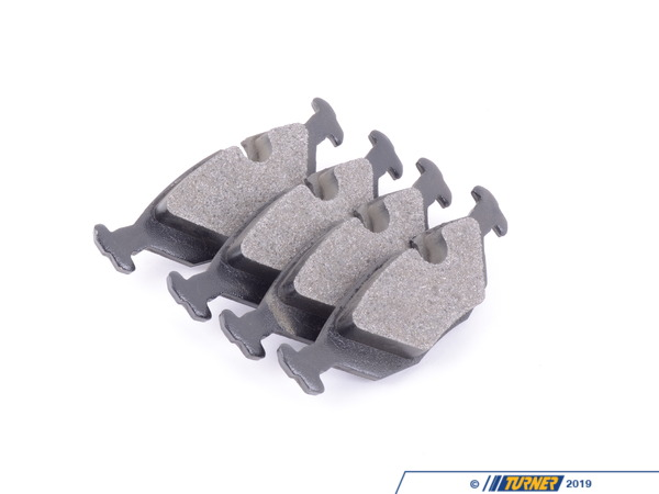 T#15885 - 34211158912 - OEM Rear Brake Pads - E30 318is, 325e, 325i/is/ix - Pagid -