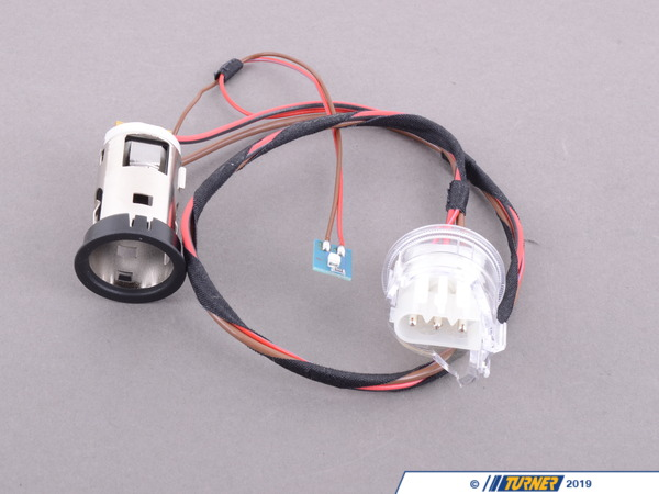 T#221529 - 61349302236 - Genuine BMW Socket, Lighter With Led - 61349302236 - Genuine BMW -