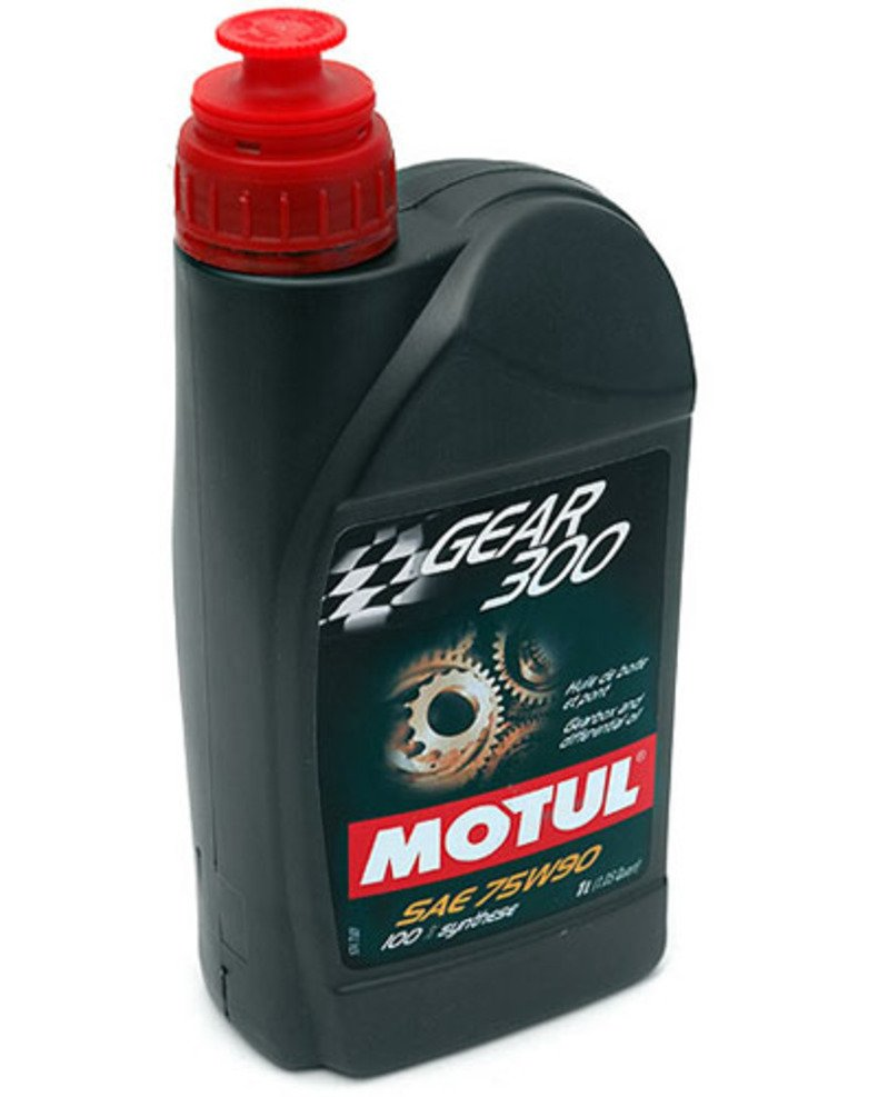 MOGR300-75W90 - MOTUL 75W-90 GEAR 300 Synthetic Gear and ...