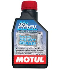 MOTUL MoCOOL Radiator Additive - 500ml / 16.9 fl oz bottle