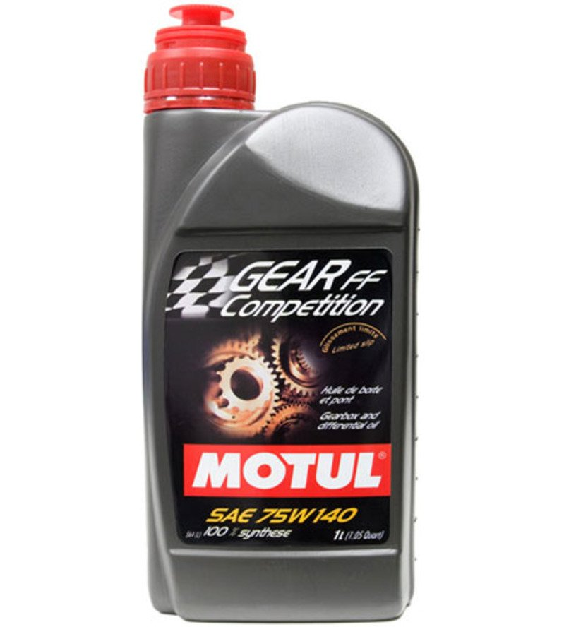 105779 Motul 75w 140 Gear Ff Competion Lsd Differential