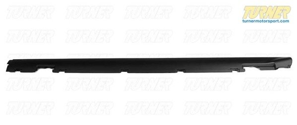 T#21971 - 51711947063 - Rocker Panel Covering - Left - E30 1988-1991 - Genuine BMW - BMW
