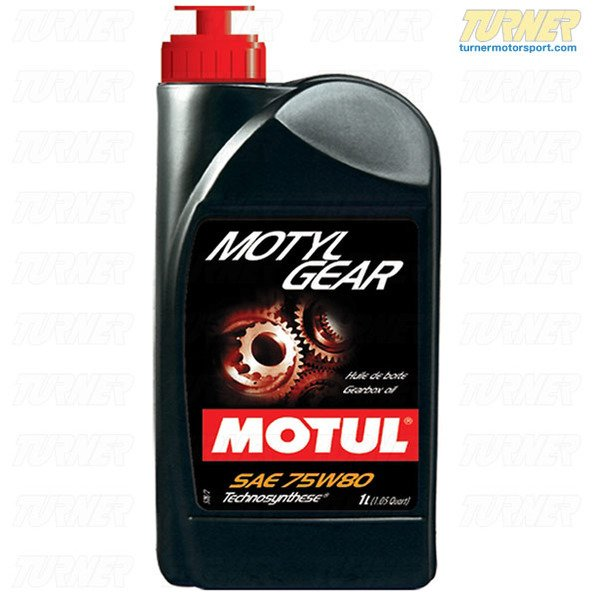 T#2249 - MOTY-75W80-1L - Motul Motyl Gear SAE 75W80 Gear Oil - 1 Liter Bottle (1.05 Quart) - Motul - BMW MINI