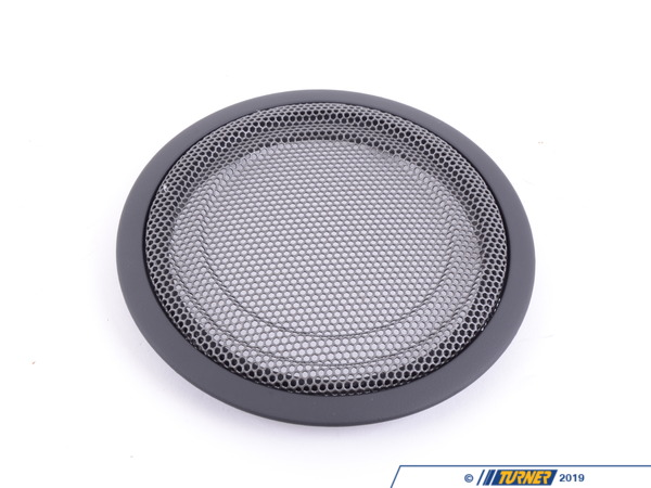 T#97429 - 51417279319 - Genuine BMW Loudspeaker Cover - 51417279319 - Schwarz - Genuine BMW -