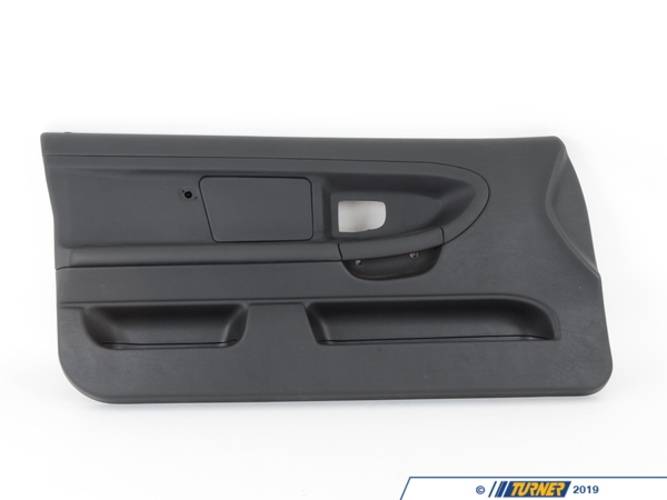 T#95776 - 51412496083 - Genuine BMW Door Trim Panel, Front Left - 51412496083 - N5Sw Schwarz - Genuine BMW -
