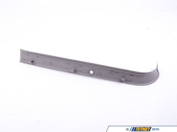 T#115626 - 51498191274 - Genuine BMW Right Panel Tail Lid Sandgrau - 51498191274 - E36 - Genuine BMW -