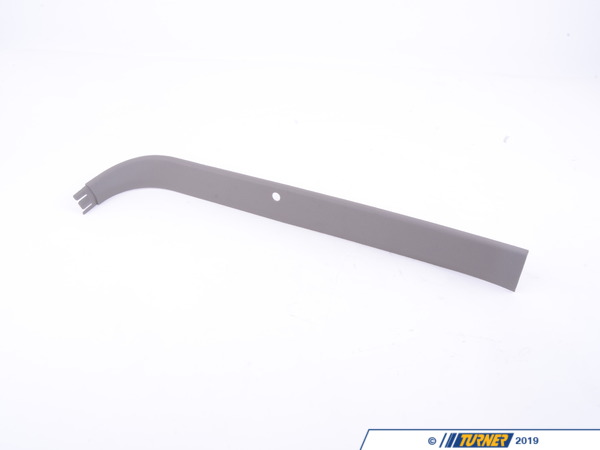 T#115625 - 51498191273 - Genuine BMW Left Trunk Lid Panel Trim Sandgrau - 51498191273 - E36 - Genuine BMW -