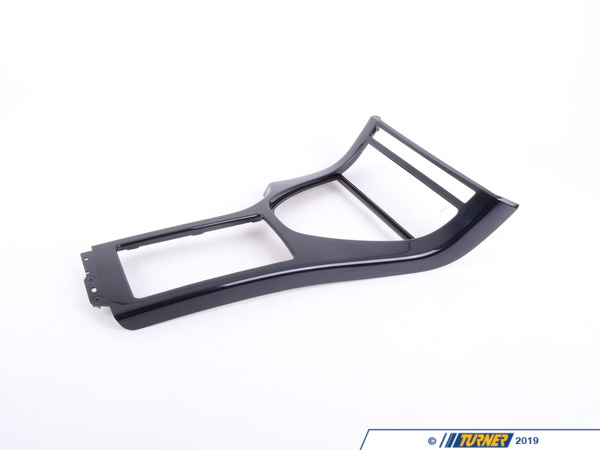 T#86643 - 51168408025 - Genuine BMW Base Of Center Console Cosmosschwarz - 51168408025 - E53 - Genuine BMW -