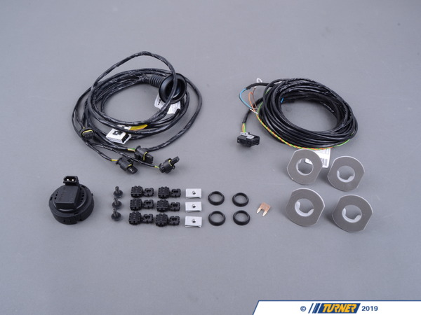 T#215696 - 66200428637 - Genuine BMW Install.Kit, Park Distance Control,Rear -  - 66200428637 - E93, - Genuine BMW Install.Kit, Park Distance Control,Rear - This item fits the following BMW Chassis:E93, - Genuine BMW -