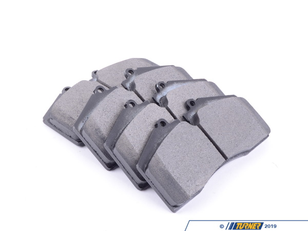 Hawk Hawk HPS Street Brake Pad Set - HB141F.650 - ST40 Calipers TMS121