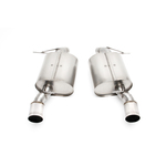 E90 335i Dinan Free Flow Axle-Back Exhaust (For Stock Bumper)