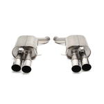 F10 M5 Dinan Sport Axle-Back Exhaust