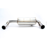 F30 340i Dinan Free Flow Axle-Back Exhaust