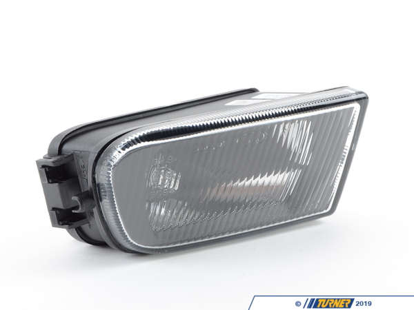 T#4625 - 63178360576 - Fog Light - Right - E39 1997 - Z3 96-1/99 - This is a OEM replacement right (passenger side) fog light for E39 5 series and Z3. Has your fog light cracked or filled with moisture? Replace your fog light with this high quality Original Equipment Manufacturer fog light.Hella is a premium manufacturer that supplies automotive parts to numerous car brands across the world. Everything from electrical to mechanical genuine parts have been made and supplied directly to BMW before the vehicles ever leave the production floor. Their high quality, long lasting parts have made them a trusted brand chosen to help keep your BMW on the road for many years to come.As a leading source of high performance BMW parts and accessories since 1993, we at Turner Motorsport are honored to be the go-to supplier for tens of thousands of enthusiasts the world over. With over two decades of parts, service, and racing experience under our belt, we provide only quality performance and replacement parts. All of our performance parts are those we would (and do!) install and run on our own cars, as well as replacement parts that are Genuine BMW or from OEM manufacturers. We only offer parts we know you can trust to perform!This item fits the following BMWs:1997-  E39 BMW 528i 540i1997-1/1999  Z3 BMW Z3 1.9 Z3 2.3 Z3 2.8i - Hella - BMW