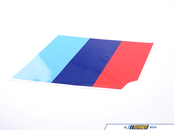 T#181366 - 51142337866 - Genuine BMW Stripes For Hood/rear - 51142337866 - Genuine BMW -