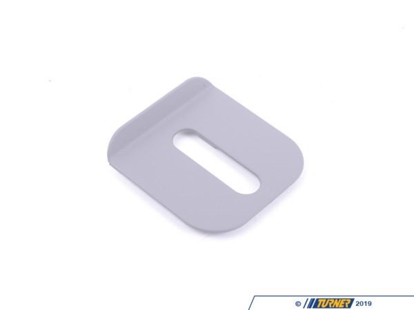 T#115320 - 51493418688 - Genuine BMW Cover, Catch Bracket Grau - 51493418688 - E83 - Genuine BMW -