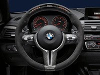 F87 M2 BMW M Performance Steering Wheel With Race Display
