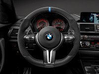 F87 M2 BMW M Performance Steering Wheel