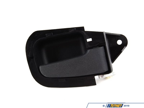 T#23871 - 51221960830 - Genuine BMW Door Handle Inner Right Schwarz - 51221960830 - E36 - Genuine BMW -