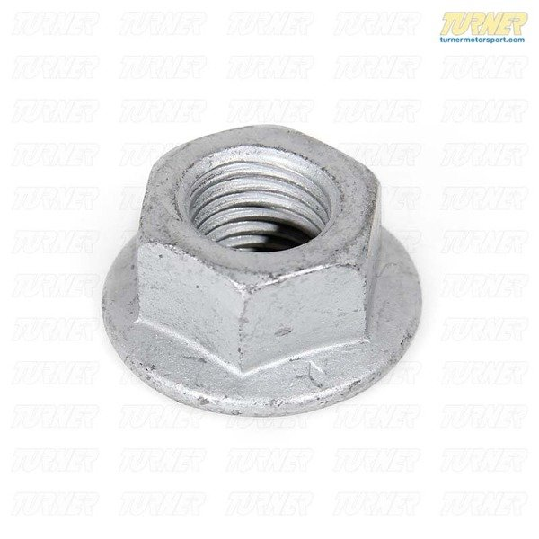 T#13492 - 33326760668 - Genuine BMW Rear Axle Self-locking Collar Nut 33326760668 - Genuine BMW -