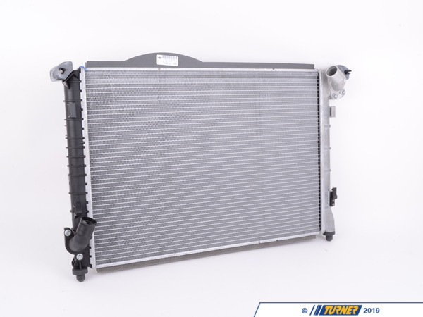 T#45957 - 17117570822 - Genuine MINI Radiator - 17117570822 - Genuine Mini -