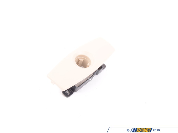 T#86850 - 51169126662 - Genuine BMW Glove Box Lock Upper Part Creambeige - 51169126662,E60 M5 - Genuine BMW -