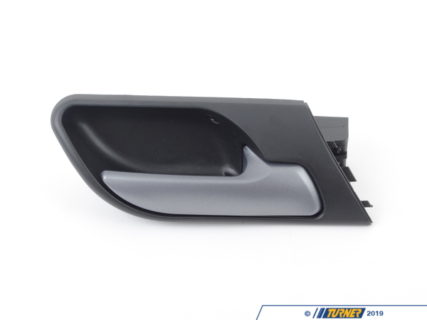 T#100021 - 51427122430 - Genuine BMW Door Handle Interior Right, - 51427122430 - Genuine BMW -