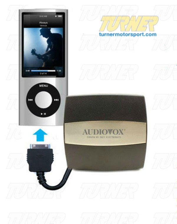 T#2412 - E46-IPOD-ADAPTOR - DICE Duo BMW iPod / iPhone Integration Kit - E46 3 Series 2000-2005 - Dice Electronics -