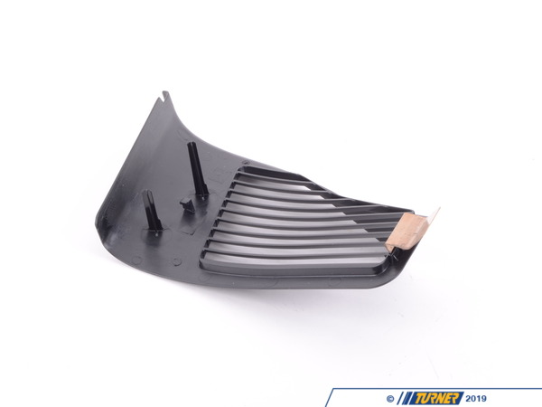 T#134286 - 54217025542 - Genuine BMW Moulding Air Outlet Rear Right Schwarz - 54217025542 - Genuine BMW -