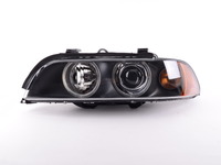 Headlight - Xenon - Clear Parking Light - Left - E39 525i, 530i 540i M5 2001-2003