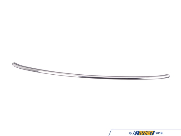 T#80507 - 51139803780 - Genuine MINI Trim Strip, Trunk Lid/tailga - 51139803780 - Genuine MINI -