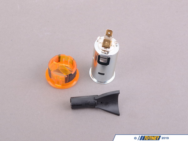 T#24374 - 61341363045 - Genuine BMW Cigarette Lighter Socket - 61341363045 - Genuine BMW -