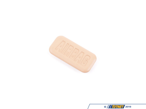T#103064 - 51437029270 - Genuine BMW Covering Cap Its Beige - 51437029270 - E65 - Genuine BMW -
