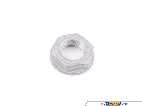 T#50279 - 23217537917 - Genuine BMW Hexagon Nut With Collar - 23217537917 - Genuine BMW -